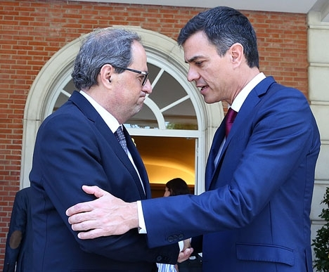 De redan spända relationerna mellan det katalanska regionalstyret och centralregeringen ser ut att förvärras ytterligare.