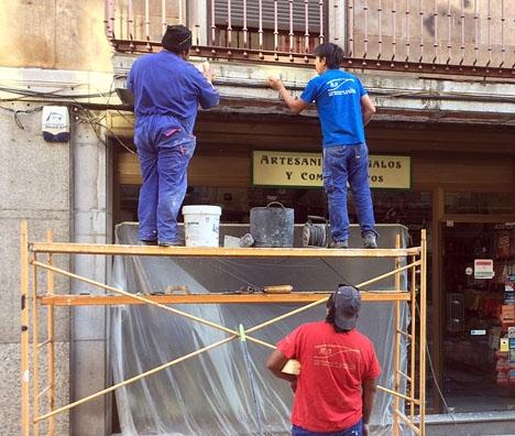 Spanien befinner sig på tröskeln till 19 miljoner inskrivna hos försäkringskassan Seguridad social.