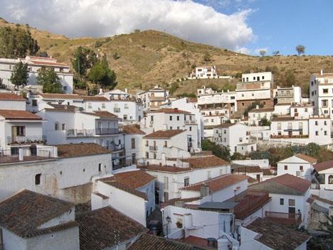El Borge är ett litet samhälle i La Axarquía. Foto: Té y kriptonita/Wikimedia Copmmons