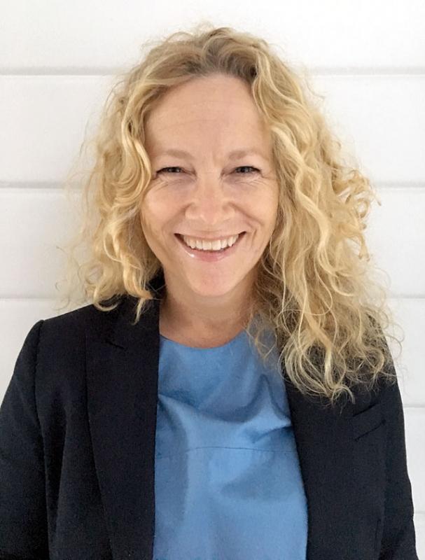 Cecilia Borglin tog 1 oktober över som generalsekreterare för SVIV. Foto: Privat
