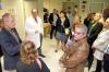 Besöket inkluderade en rundvisning på Marbellas största privatsjukhus.