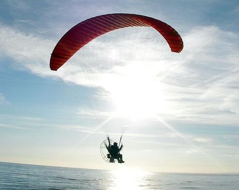 Det var den andra olyckan med fallskärmsflyg i Almuñécar på mindre än en månad.