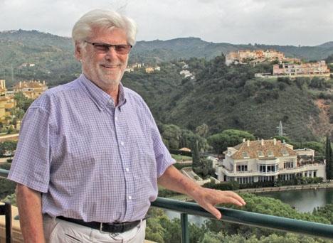 Eckhardt Metzner har valts till Årets Svensk på Costa del Sol 2018. Han har hunnit fylla 78 år och är sedan februari i år ordförande för Spansk-Nordiska Sällskapet i Fuengirola-Mijas.