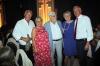 Vid den stora jubileumsfesten på Hotel IPV Palace 20 oktober var representanter för samtliga AHN-avdelningar närvarande. Här är Eckhardt Metzner tilsammans med några av kamraterna i Nerja.