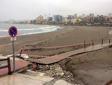 Skyfallen orsakar numera närmast regelbundna skador på strandremsan, som kostar kommunerna miljontals euro varje år.