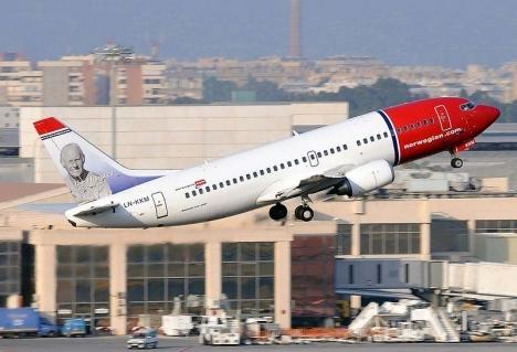 I proportion till antalet passagerare i Spanien hade Norwegian flest reklamationer 2017.