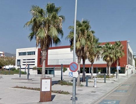 Tingsrätten i Vélez-Málaga. Foto: Google Maps