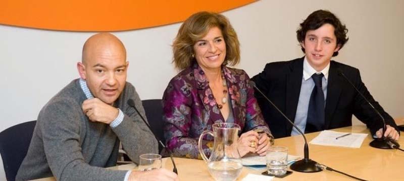 Ana Botella var borgmästare i Madrid till och med 2015.