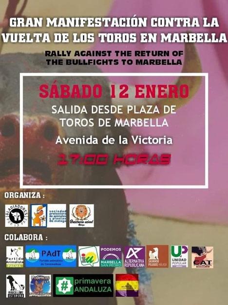Manifestationen stöds av ett flertal organisationer.