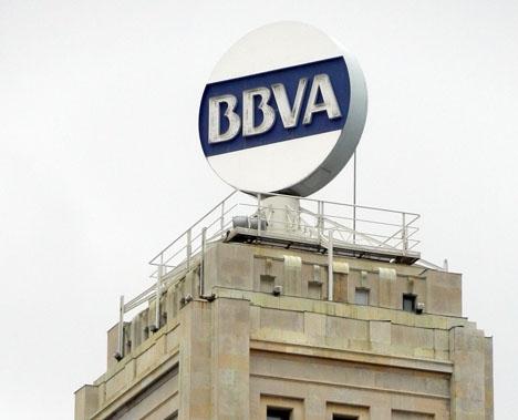 Skandalen skakar storbanken BBVA.