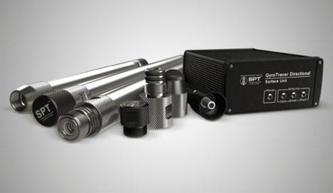Utrustning som brukas av det svenska företaget Stockholm Precision Tools AB.