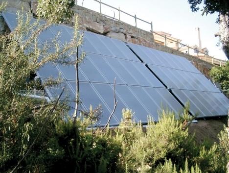 En majoritet av de nya aggregaten är fristående från elnätet. Foto: Técnicas Maro