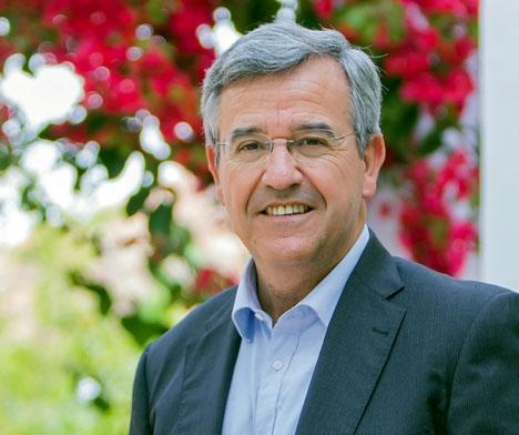 Borgmästaren i Estepona José María García Urbano (PP) omvaldes 2015 med mer än 60 procent av rösterna, vilket är det största stödet i någon kommun i Spanien med mer än 50 000 innevånare. Foto: Ayto de Estepona