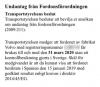 Johan Israelsson har delat utfallet från Transportstyrelsen, som innebär att han kan fortsätta att köra sin gråa Volvo S70 i Spanien till och med mars nästa år.