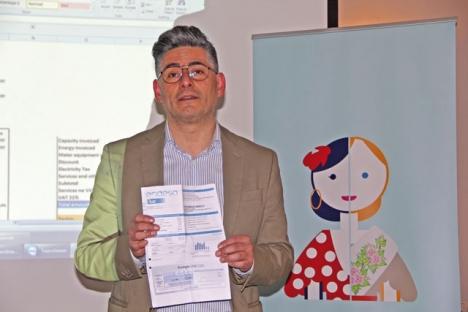 I regi av Svensk-Spanska Handelskammaren hölls 12 februari en Work Shop i Nueva Andalucía om den spanska elmarknaden och hur man sparar på sin elräkning.