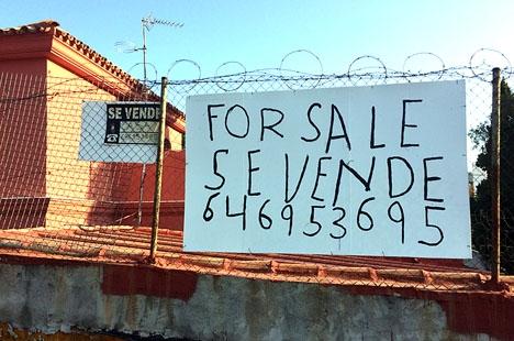 Förra året registrerades drygt en halv miljon fastighetsaffärer i Spanien.