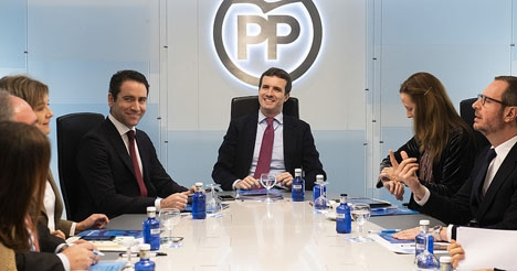 Partido Popular kräver ej längre att det vinnande partiet ska tillåtas regera.