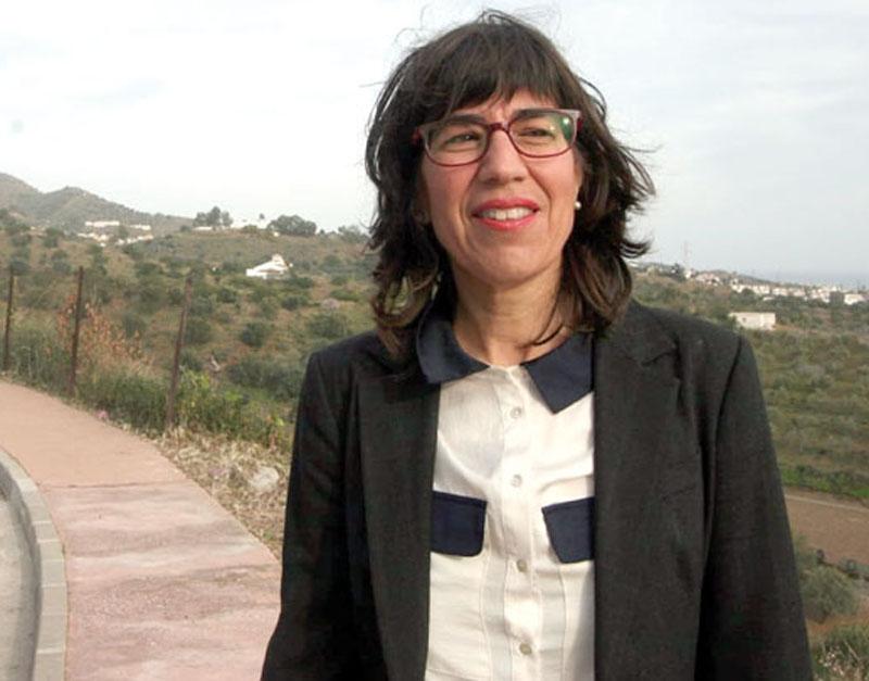 Isabel Pascual Villamor arbetar på ett kommunalt bolag i Málaga för internationellt samarbete och har inom ramen för EU deltagit i projekt i bland annat Skåne. Foto: Privat