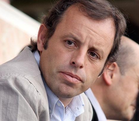 Den tidigare ordföranden i F.C. Barcelona har suttit häktad i 21 månader och riskerar fortsatt att dömas för penningtvätt. Foto: Sandro Rosel/Flickr