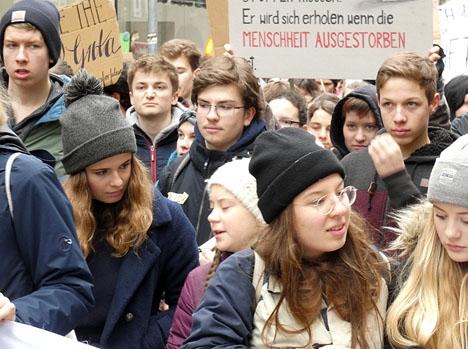 Rörelsen Fridays For Future har nu även nått Spanien. Foto: C.Suthorn/Wikimedia Commons