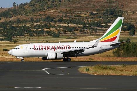 Flygplanet var en ny Boeing 737. Foto: Ethiopian Airlines/Wikimedia Commons ARKIVBILD