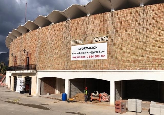 Den tidigare tjurfäktningsarenan i Puerto Banús ska byggas om för 30 miljoner euro.