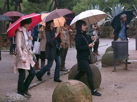 Från och med fredag behövs paraply på Costa del Sol.