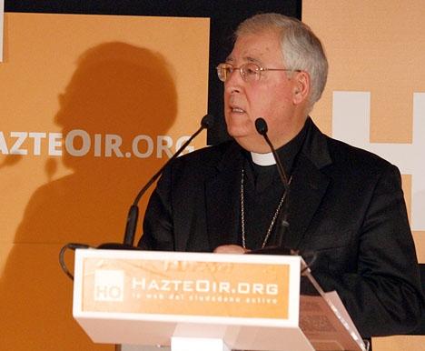 Det är inte första gången biskopen Reig Plá är i hetluften för sin ultraortodoxa ideologi. Foto: Contando Estrelas/Wikimedia Commons
