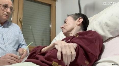 Videon som publicerats av tidningen El País lämnar ingen oberörd och få vågar i dagsläget ifrågasätta i Spanien behovet att legalisera aktiv dödshjälp.