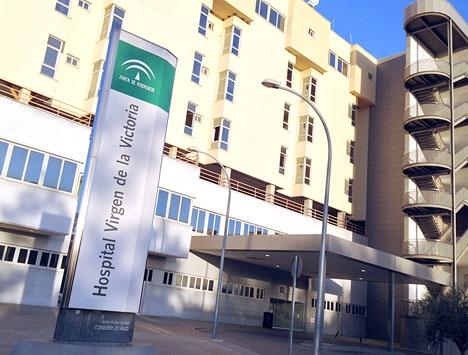 Händelsen inträffade 2013 på Hospital Clínico i Málaga.