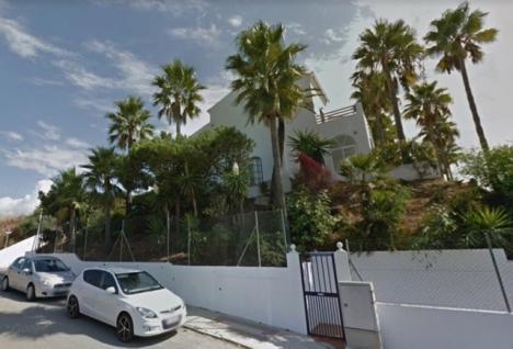 Polis och ambulans ryckte ut till området Los Amigos, som ligger nära Faro de Calaburras. Foto: Google Maps