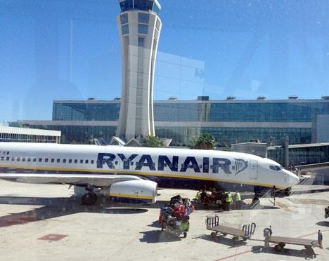 I sommar kommer Málaga flygplats att ha i genomsnitt 3 000 flyg i veckan.
