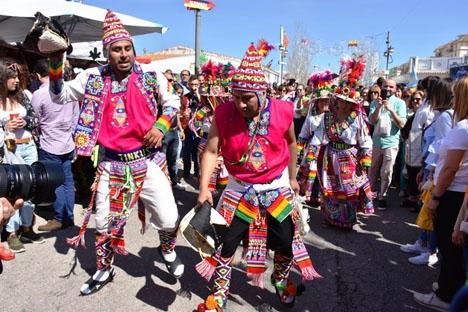 Den populära folkbyggdsmässan firar 25 år. Foto: Ayto de Fuengirola