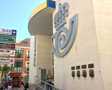 Postkontoret i Spanien fortsätter att ta emot poströster till och med fredag klockan 14.00.