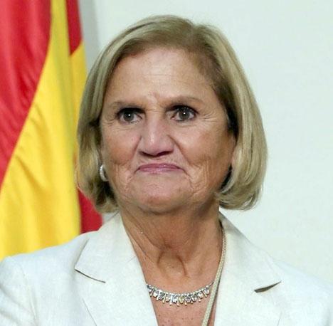 Núria de Gispert. Foto: Generalitat de Catalunya