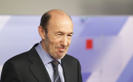 Alfredo Pérez Rubalcaba var kemiprofessor men blev en av Spaniens mest inflytelserika politiker under senare år.