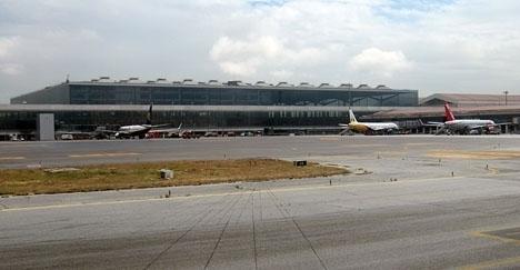 I april reste 1,8 miljoner passagerare till och från Málaga flygplats.