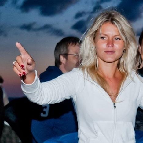 Agnese Klavina försvann i sällskap av de två dömda britterna, men det har ej kunnat styrkas att hon skulle ha dödats. Foto: Facebook