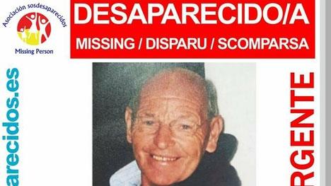 Efter fyra dagar efterlysning och sökande hittades 83-åringen 23 maj död.