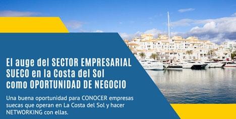 Evenemanget arrangeras av Svensk-Spanska Handelskammaren samt köpcentret Centro Plaza och är kostnadsfritt.