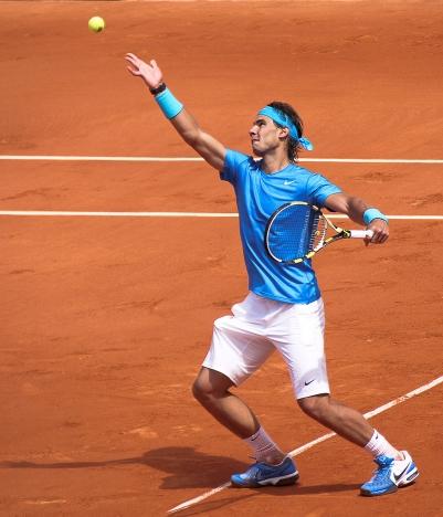 Spanjoren Rafa Nadal utökar sin legend i Paris. Foto: y.caradec/Wikimedia Commons ARKIVBILD