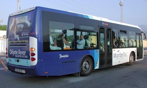 Den nya linjebussen ska gå alla dagar i veckan från San Pedro Alcántara i väster till Cabopino i öster.