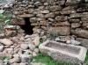 En hel övergiven stenby var på 1800-talet tillflyktsorten för smittade av spetälska.