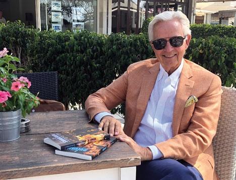 Göran Rise är advokaten i Marbella som istället för att gå i pension börjat skriva romaner, baserade på sin juridiska erfarenhet och många timmars research.