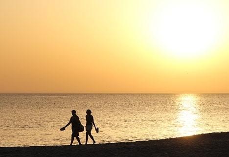 Sommaren väntas precis som förra året bli varmare än vanligt.