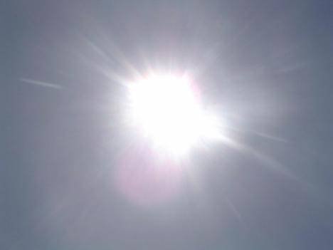 I norra inlandet väntas temperaturer på upp till 42 grader i skuggan.