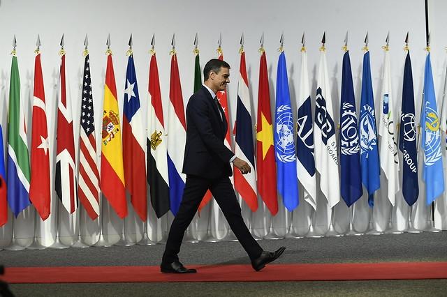 Pedro Sánchez har ännu ej garanterat rösterna som krävs för att ha ska bli omvald som regeringschef.