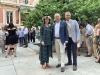 Midsommarfirandet på ambassaden har blivit en tradition under Wides tid i Madrid.