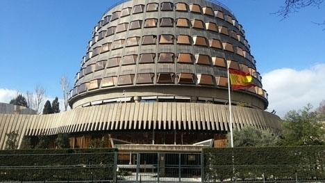 Författningsdomstolen avslår två överklaganden mot upplösningen 2017 av det katalanska regionalstyret. Foto: K3T0/Wimimedia Commons