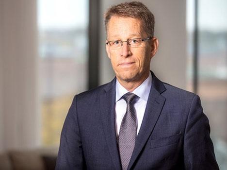 Teppo Tauriainen tar över som svensk ambassadör i Madrid från och med september. Foto: UD